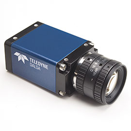 DALSA Extends Genie™ GigE Camera Family with new HM Series