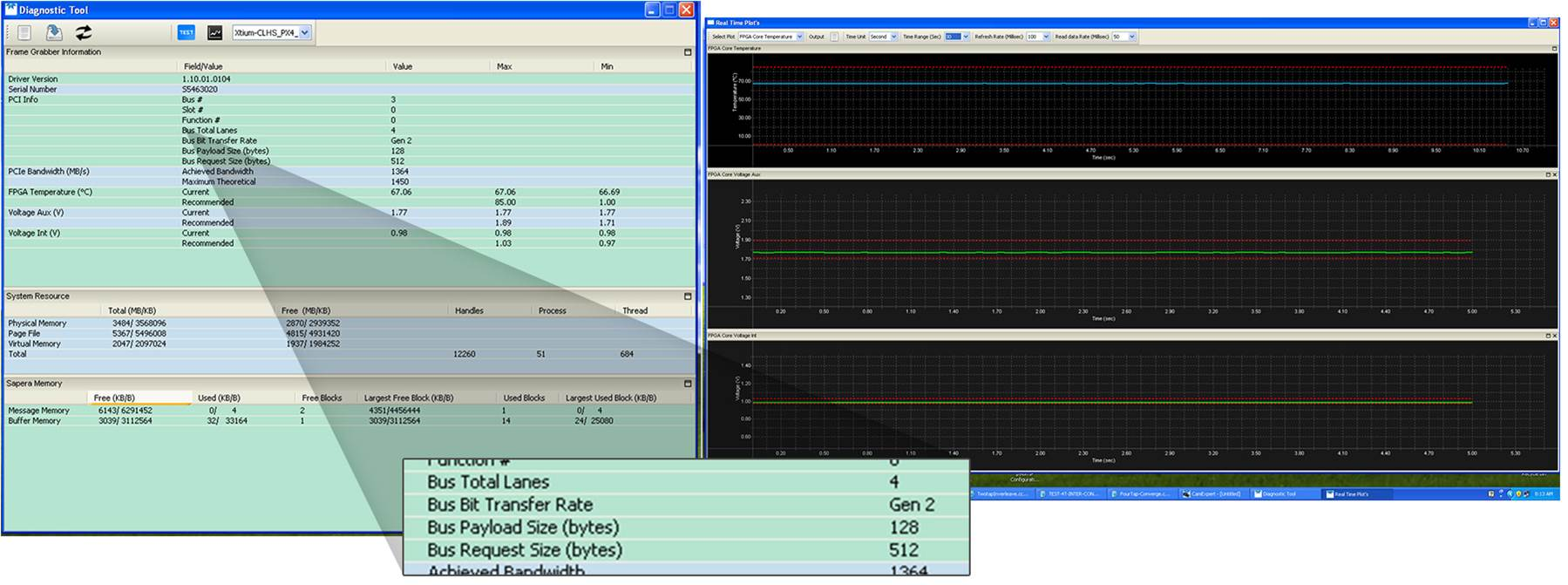 Xtium-CLHS PX4 | Teledyne DALSA